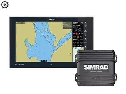 Picture of Simrad E50xx ECDIS system