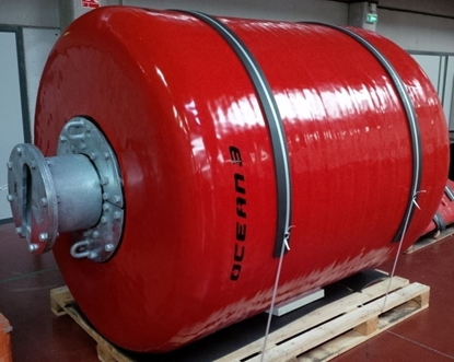 Picture of Chain trough support buoy