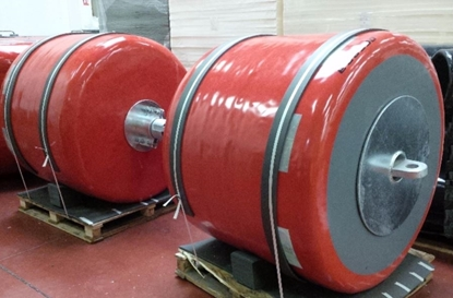 Picture of Anchor buoy - removable axle
