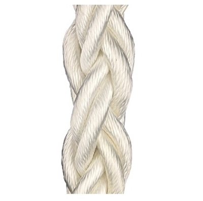Picture of Mooring rope Polyamide 8 strands