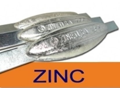 Anodos de zinco