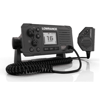 Picture of Lowrance Link-6 DSC VHF fixed-mount marine radio