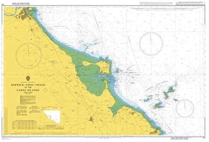 Berwick-upon-Tweed to the Farne Islands