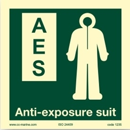 Anti-exposure suit