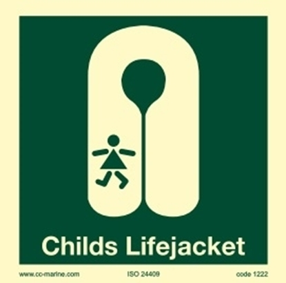 Picture of Childs lifejacket