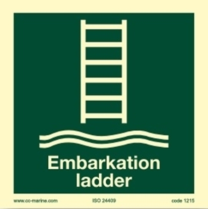 Picture of Embarkation ladder