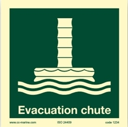 Picture of Evacuation chute