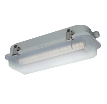 Watertight LED multipurpose luminaire