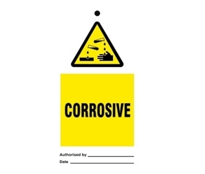 Picture of Tags-Corrosive 7.5x15