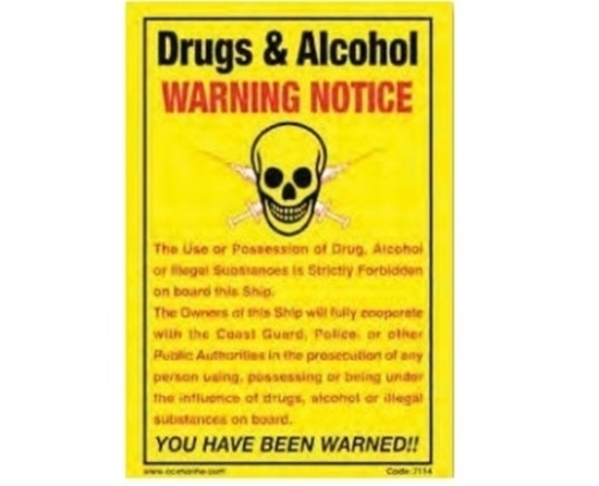 Picture of Training Poster-Drug&alcohol