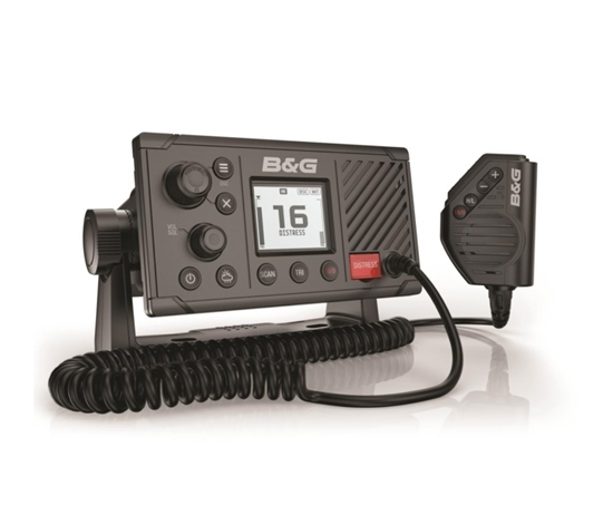Picture of Fixed mount class D DSC VHF radio