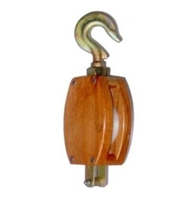 Picture of Moitão em madeira com gancho giratório e arreigada