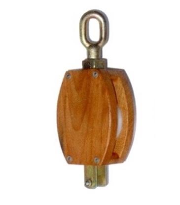 Picture of Moitão em madeira com olhal giratório e arreigada
