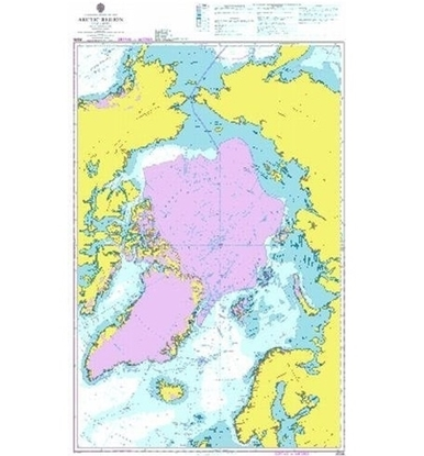Picture of A Planning Chart for the Arctic Region