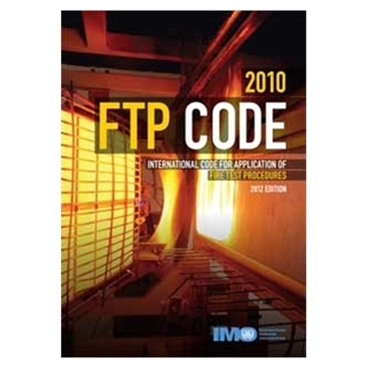 Picture of 2010 Fire Test Procedures (FTP) Code, 2012 Edition