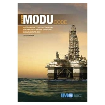 Picture of 2009 MODU Code, 2010 Edition