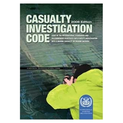 Picture of Casualty Investigation Code, 2008 Edition