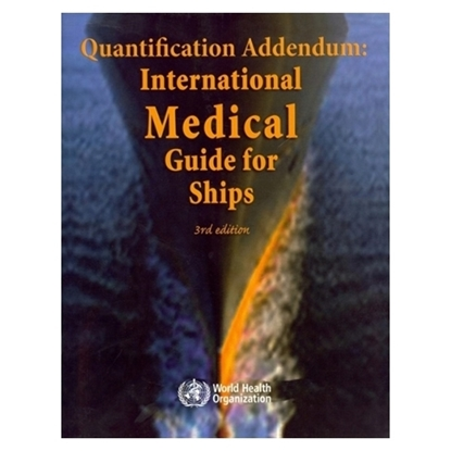 Picture of Quantification Addendum: International Medical Guide for Ships