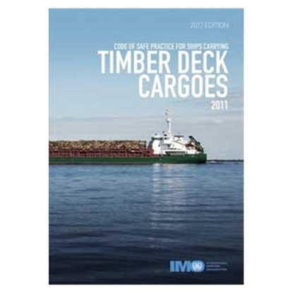 2011 Timber Deck Cargoes (TDC) Code, 2012 Edition