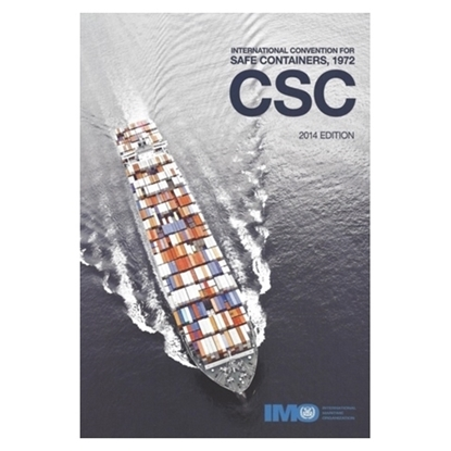 Picture of Convention for Safe Containers (CSC 1972), 2014 Edition