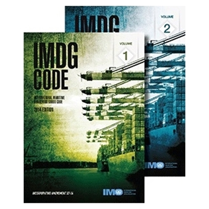 Picture of IMDG Code, 2014 Edition (inc. Amdt 37--14) 2 volumes