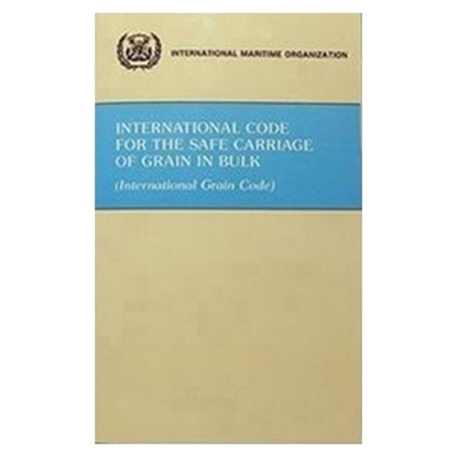 Picture of International Grain Code, 1991 Edition