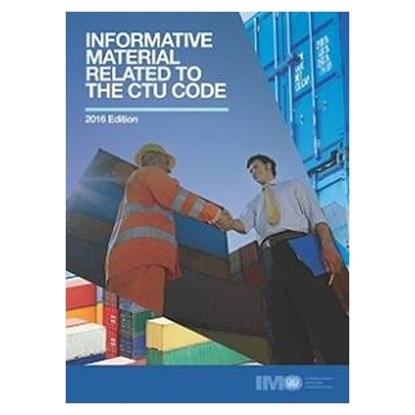 Picture of Informative material related to CTU Code, 2016 Edition