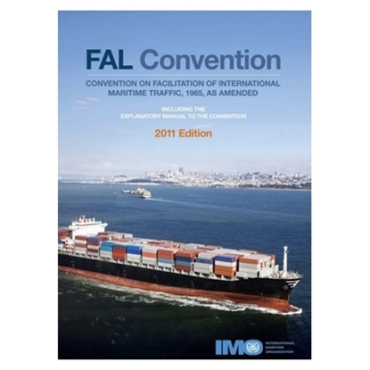Picture of Facilitation Convention (FAL), 2011 Edition