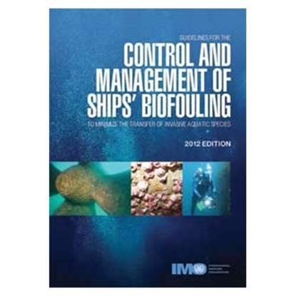 Picture of Guidelines for the Control and Management of Ships' Biofouling  (2012 Edition)