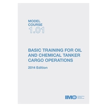 Picture of Basic Training for Oil and Chemical Tanker Cargo Operations  (2014 Edition)