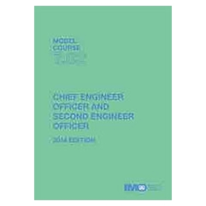 Picture of Chief & Second Engineer Officers, 2014 Edition