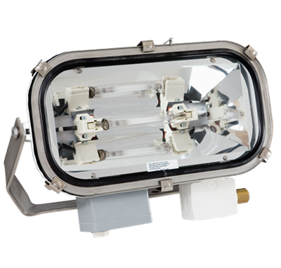 Picture of Floodlight for metal halide lamps / high press sodium lamps