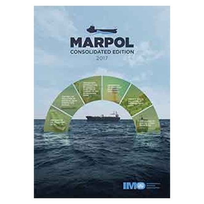 Picture of MARPOL (Consolidated Edition, 2017)