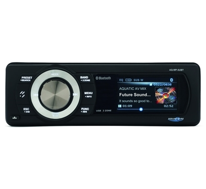 Picture of Auto-radio Aquatic AV