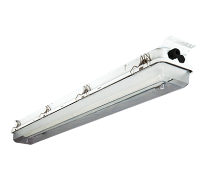 Picture of Aqua Signal Explosion proof outdoor Zone 2 luminaire