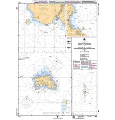Ilha de Santa Maria e Ilhéus das Formigas