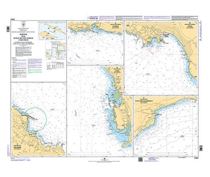 Portos das Ilhas de São Jorge e do Pico