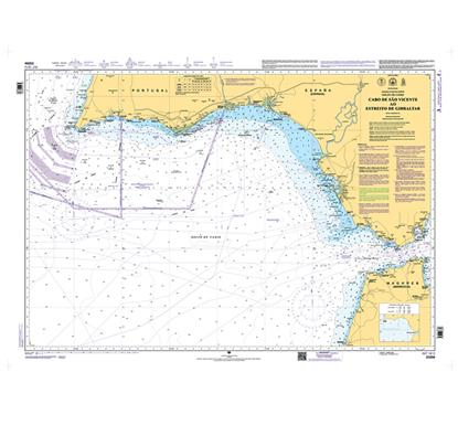 Cabo de S. Vicente ao Estreito de Gibraltar