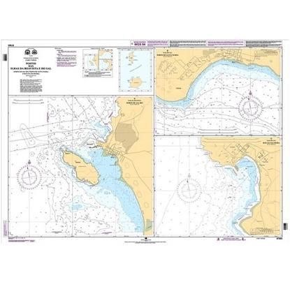 Portos das Ilhas da Boavista e do Sal