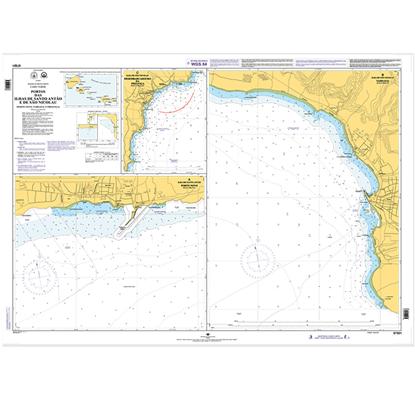 Portos das Ilhas de Santo Antão e de São Nicolau