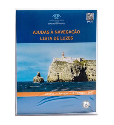 Picture of Lista de Luzes – Vol. I – 11ª Edição – Portugal