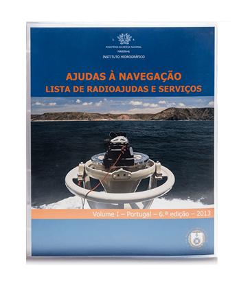 Lista de Radioajudas e Serviços 6ª Edição – Portugal