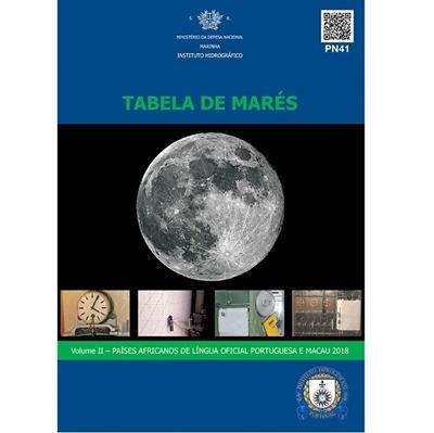 Picture of Tabela de Marés 2018 – Volume II