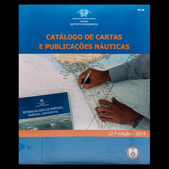 Picture of Catálogo de Cartas e Publicações Náuticas