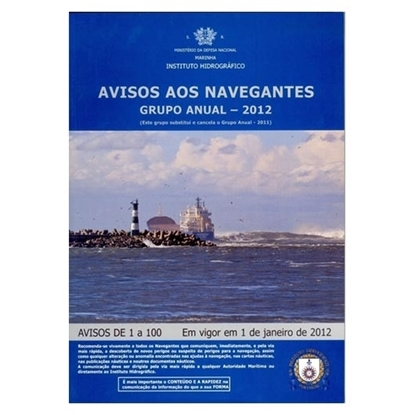 Picture of Avisos aos Navegantes - Anual group