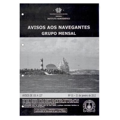 Picture of Avisos aos Navegantes - Mensal group