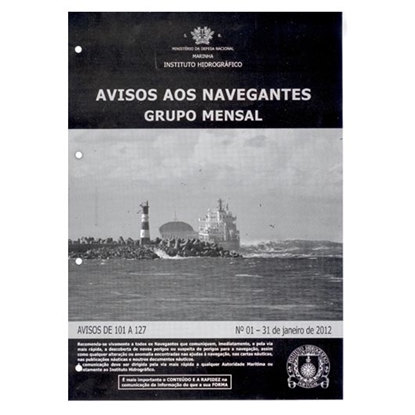 Picture of Avisos aos Navegantes - Grupo mensal
