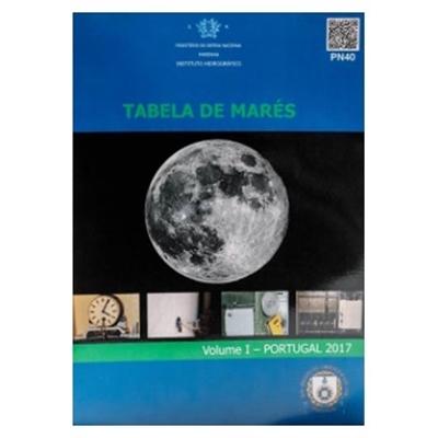 Picture of Tabela de Marés 2017 – Volume I
