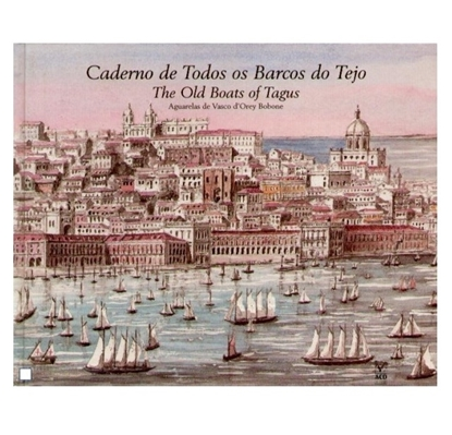 Picture of The Old Boats of Tagus