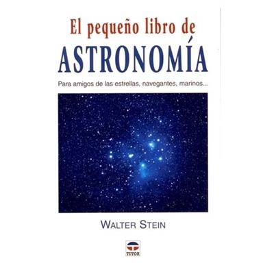 Picture of El pequeno libro de Astronomia